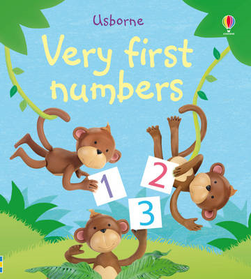 Very First Numbers (BOK)