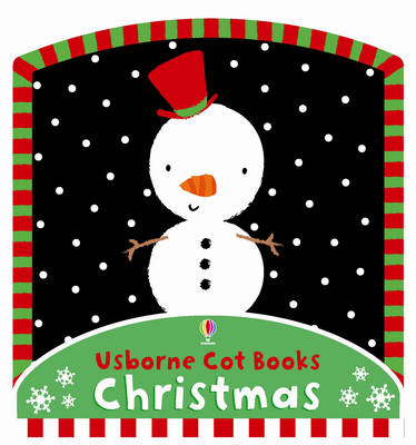 Baby's First Cot Book - Christmas (BOK)