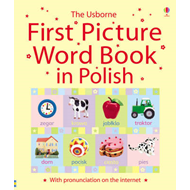 First Picture Word Book in Polish (BOK)