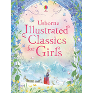 Illustrated Classics for Girls (BOK)