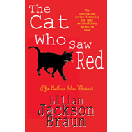 The Cat Who Saw Red (BOK)