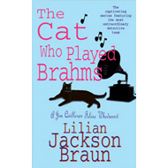 The Cat Who Played Brahms (BOK)