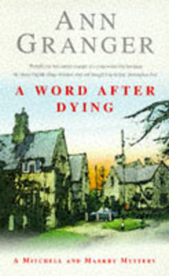 Word After Dying (BOK)