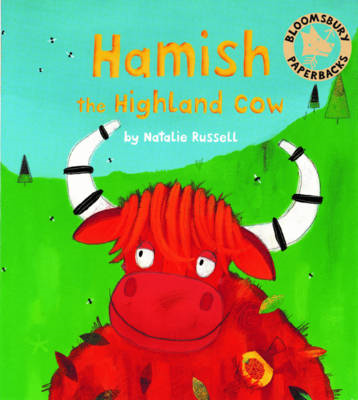 Hamish the Highland Cow (BOK)