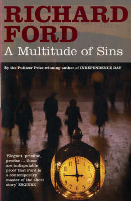 A Multitude of Sins (BOK)