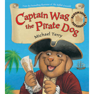 Captain Wag the Pirate Dog (BOK)