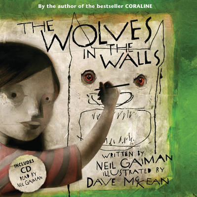 The Wolves in the Walls (BOK)