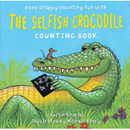 Selfish Crocodile Counting Board Book (BOK)