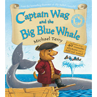 Captain Wag and the Big Blue Whale (BOK)