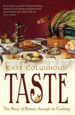 Taste: The Story of Britain Through Its Cooking (BOK)