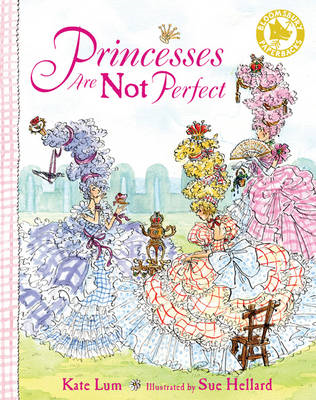 Princesses are Not Perfect (BOK)