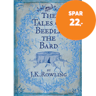 Produktbilde for The Tales of Beedle the Bard (BOK)