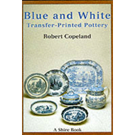 Blue and White Transfer-Printed Pottery (BOK)