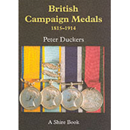 British Campaign Medals 1851-1914 (BOK)