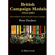 British Campaign Medals, 1914-2005 (BOK)