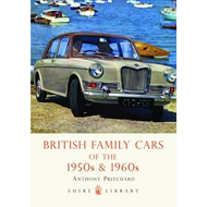 British Family Cars of the 1950s and '60s (BOK)