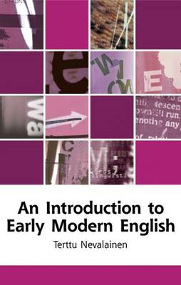 Introduction to Early Modern English (BOK)