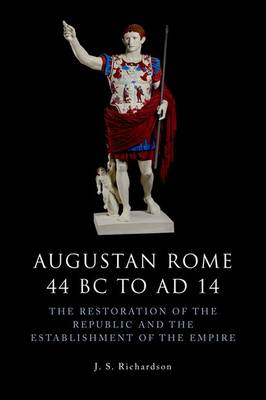 Augustan Rome 44 BC to AD 14 (BOK)