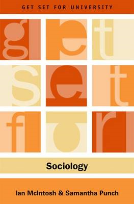Get Set for Sociology (BOK)