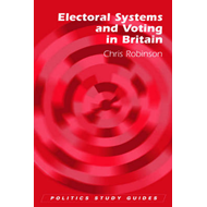 Electoral Systems and Voting in the United Kingdom (BOK)