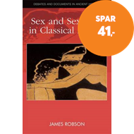 Produktbilde for Sex and Sexuality in Classical Athens (BOK)