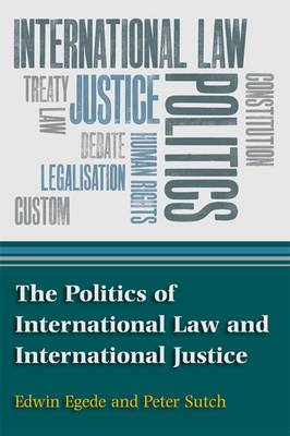 The Politics of International Law and International Justice (BOK)