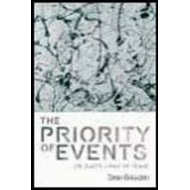 The Priority of Events: Deleuze's Logic of Sense (BOK)