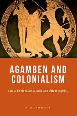 Agamben and Colonialism (BOK)