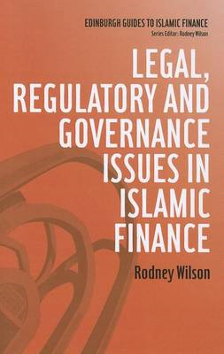 Legal, Regulatory and Governance Issues in Islamic Finance (BOK)