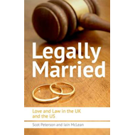 Legally Married: Love and Law in the UK and the US (BOK)
