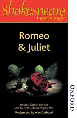 Shakespeare Made Easy: Romeo and Juliet (BOK)