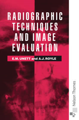 Radiographic Technique and Image Evaluation (BOK)