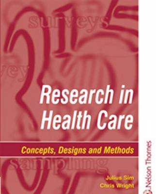 Research in Health Care (BOK)