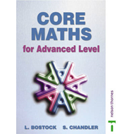 Core Maths for Advanced Level (BOK)