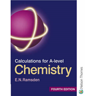 Calculations for A Level Chemistry (BOK)