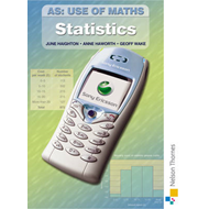AS Use of Maths: Statistics (BOK)