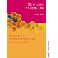 STUDY SKILLS IN HEALTH CARE -FNHCS (BOK)