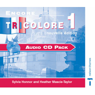 Encore Tricolore 1 - Audio CD Pack (6) (BOK)