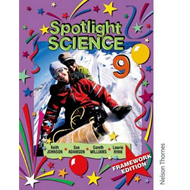 Spotlight Science 9: Student's Book (BOK)