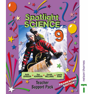 Spotlight Science Teacher Support Pack 9 (BOK)