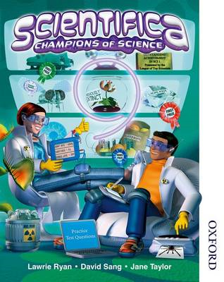 Scientifica Pupil Book 9 (Levels 4-7)