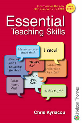 Essential Teaching Skills (BOK)