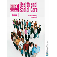 BTEC National Health and Social Care Book 2 (BOK)
