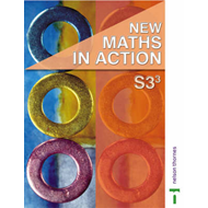 New Maths in Action S3/3 Student Book (BOK)