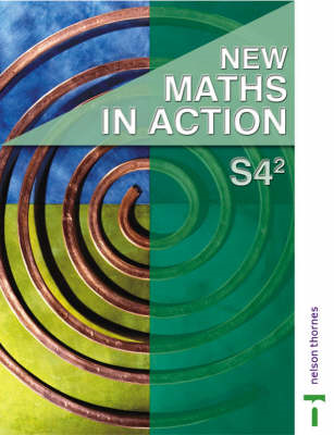 New Maths in Action S4/2 Student Book (BOK)