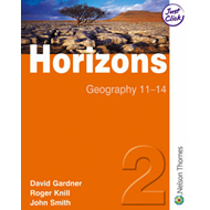 Horizons 2: Student Book: Geography 11-14: Year 8 (BOK)