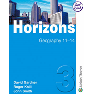 Horizons 3 Student Book: Geography 11-14 (BOK)