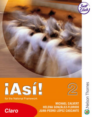 !Asi! 2 Claro Student Book Lower (BOK)