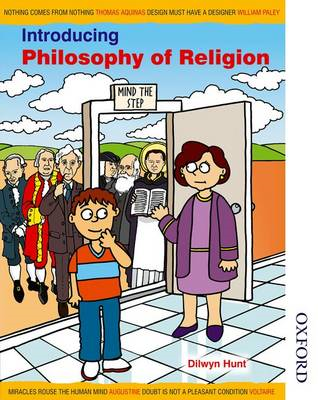 Introducing Philosophy of Religion (BOK)