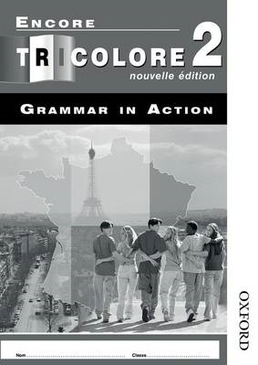 Encore Tricolore Nouvelle 2 Grammar in Action Workbook Pack (BOK)
